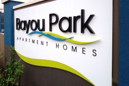 Bayou Park Apartment Homes Monument Reface