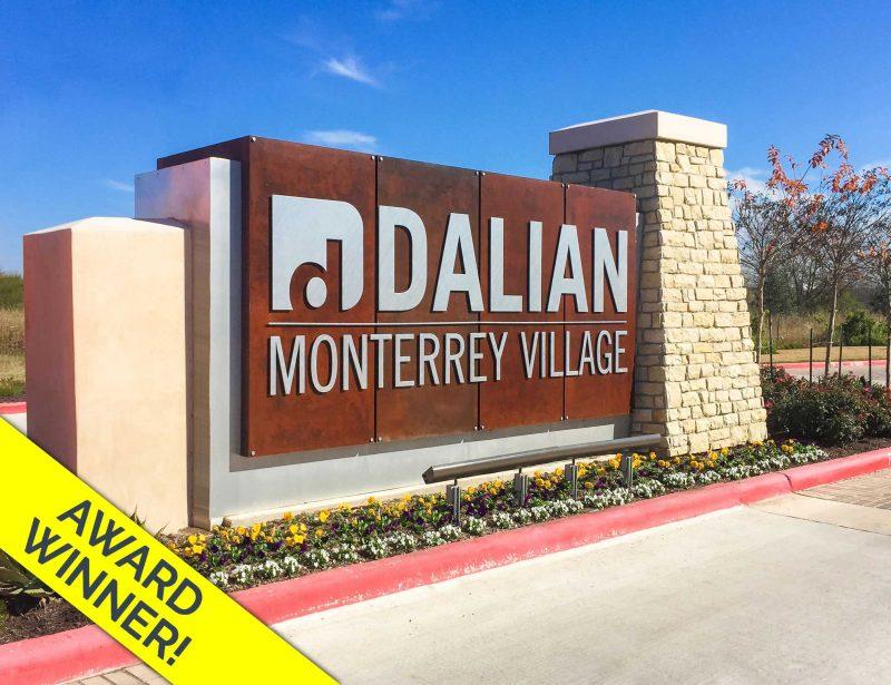 Davey Award Winning Dalian Monterrey Village Campaign