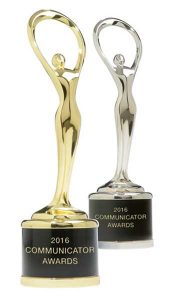 2016 Communicator Awards - Silver & Gold