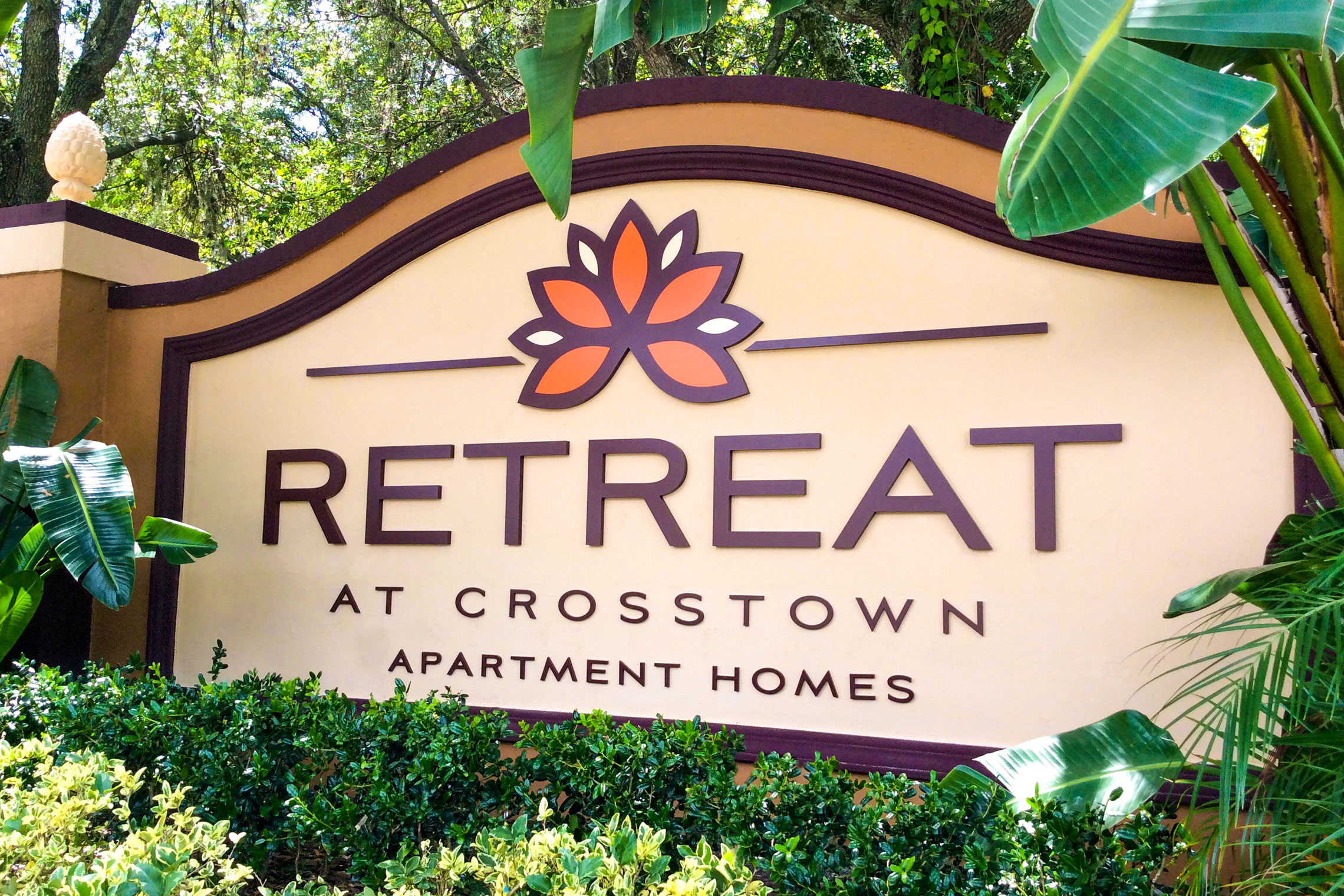 Retreat at Crosstown Apartment Homes Monument
