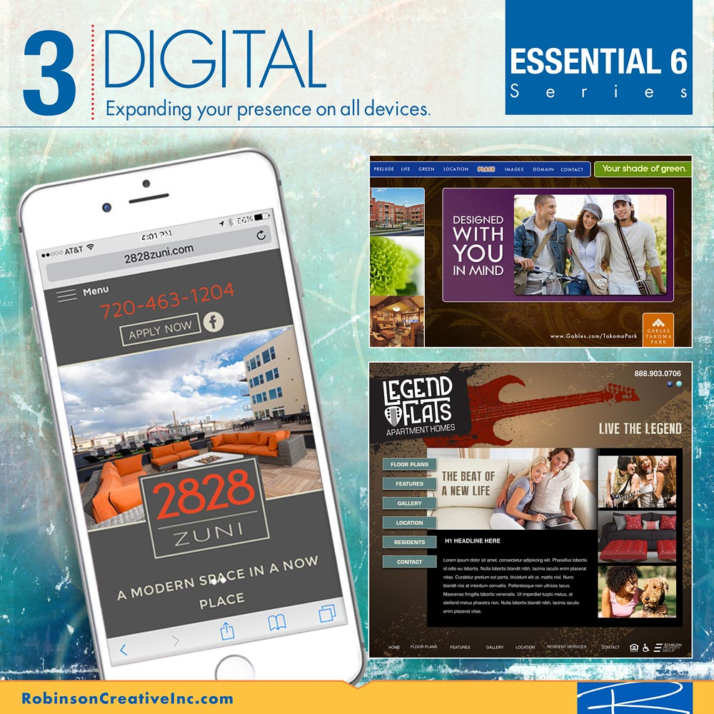The Essential 6 - Digital