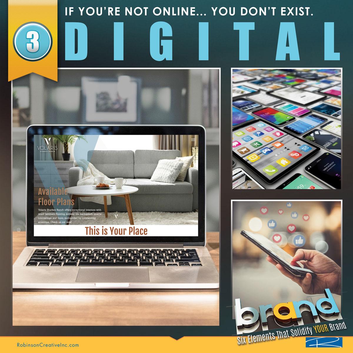 Essential 6: Digital