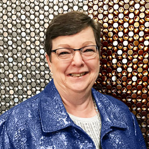 Linda Baumbach, Project Coordinator (DS)