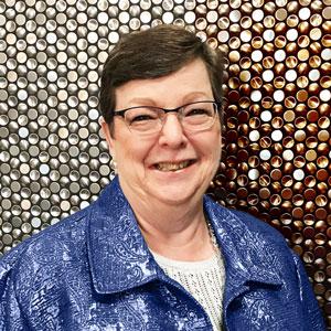 Linda Baumbach, Project Coordinator (DS)
