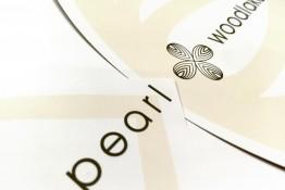 Pearl Woodlake Apartments Pocket Folder Brochure Detail