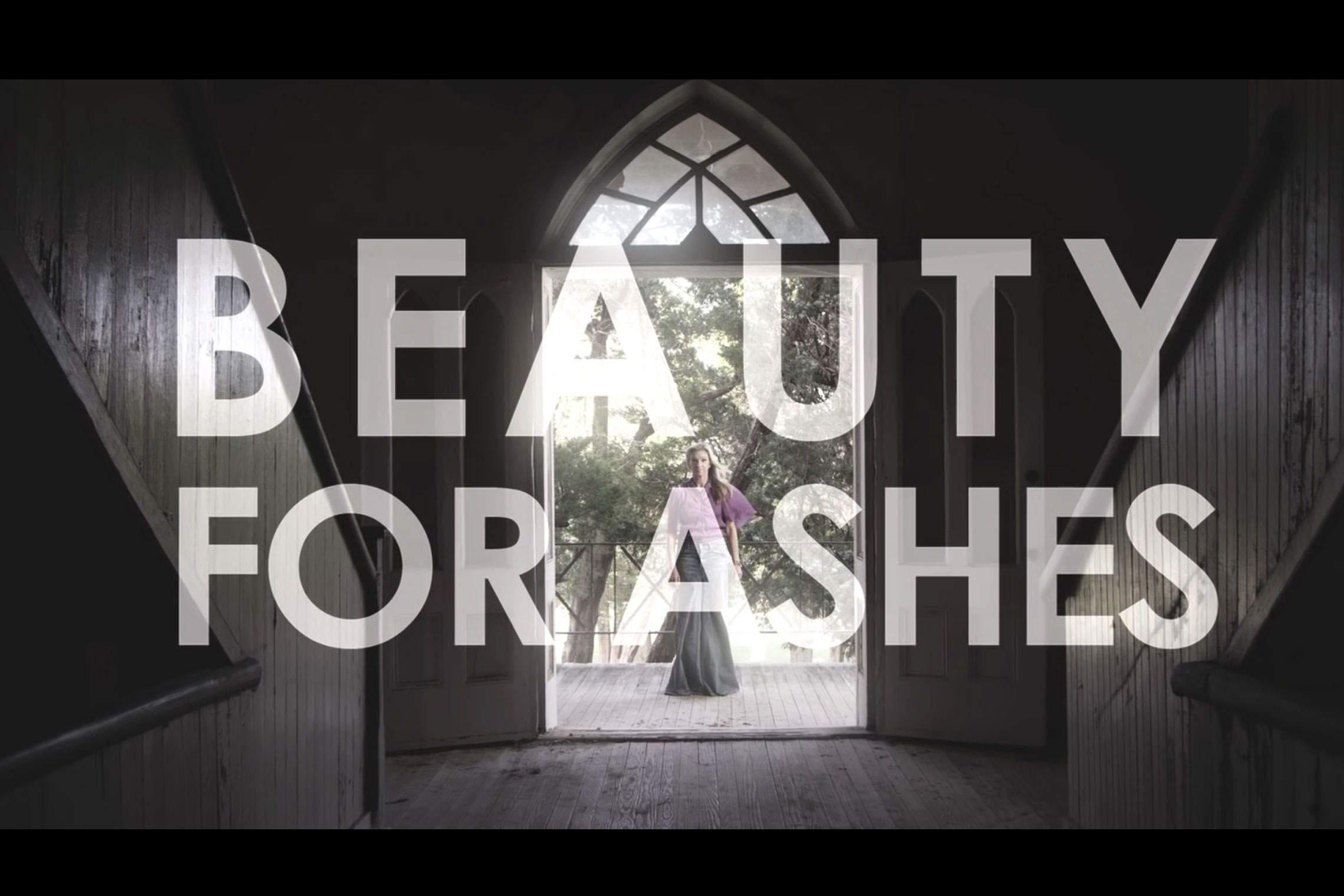 Beyond the Farthest Star - Crystal Lewis Beauty for Ashes Official Video