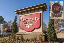 Cascades at Southern Hills Apartments Elegant Monument