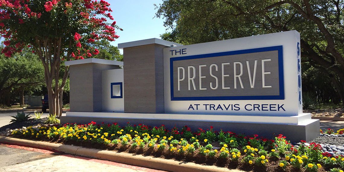 Freshen Landscaping | The Preserve At Travis Creek